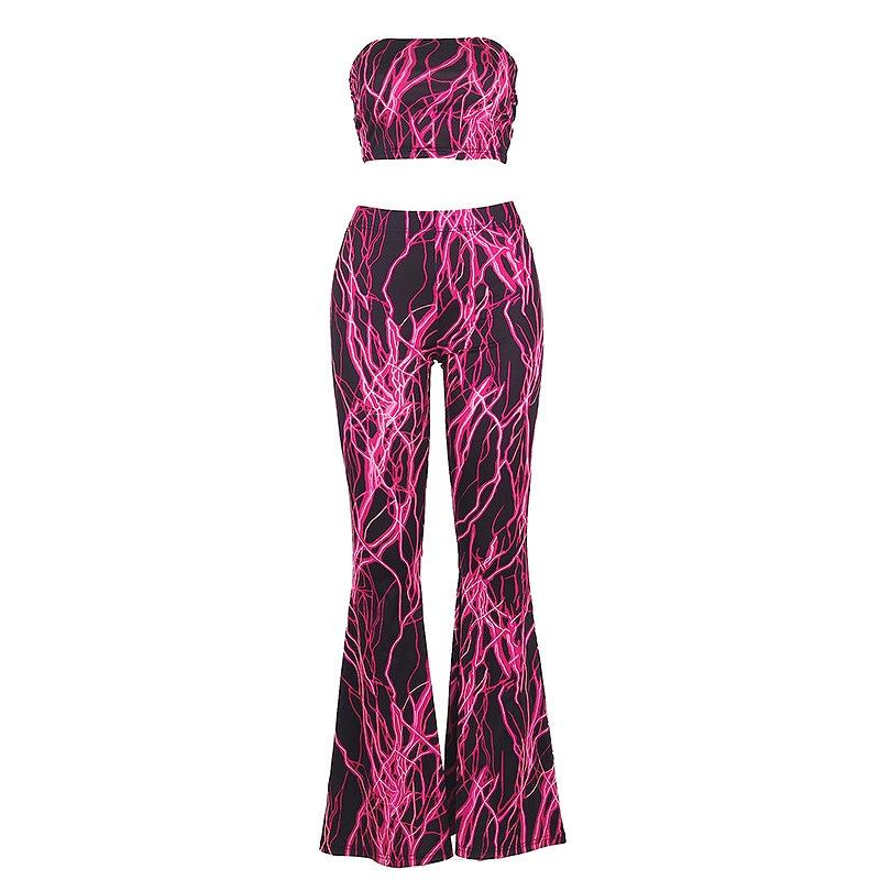 セットアップ レディース ダンス 衣装 ジム ヨガ フィットネス 2点セット 上下セット かっこいい おしゃれ かわいい セクシー