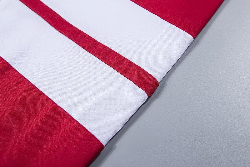 セットアップ レディース ダンス 衣装 ジム ヨガ フィットネス 2点セット 上下セット かっこいい おしゃれ かわいい セクシー ブラック レッド