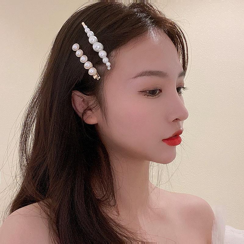 7点セット パール ヘアピン ヘアクリップ ヘアアクセサリー レディース 女性 ヒップホップ hiphop 韓国ファッション 韓国アクセサリー ダンス 衣装 おしゃれ かわいい かっこいい