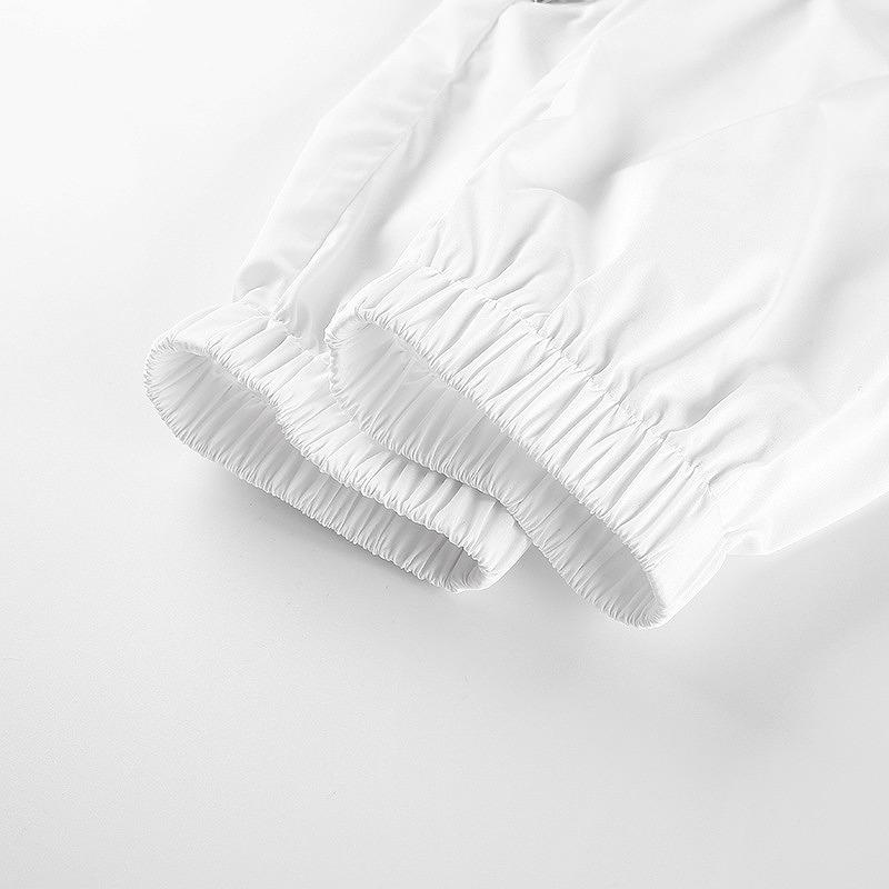 ダンス衣装 パンツ スポーツウェア ボトムス 韓国 ファッション 原宿系 レディース ジム ダンス ヒップホップ メッシュ レース シースルー セクシー スポーティー スポーティ おしゃれ 白 ホワイト 春 夏