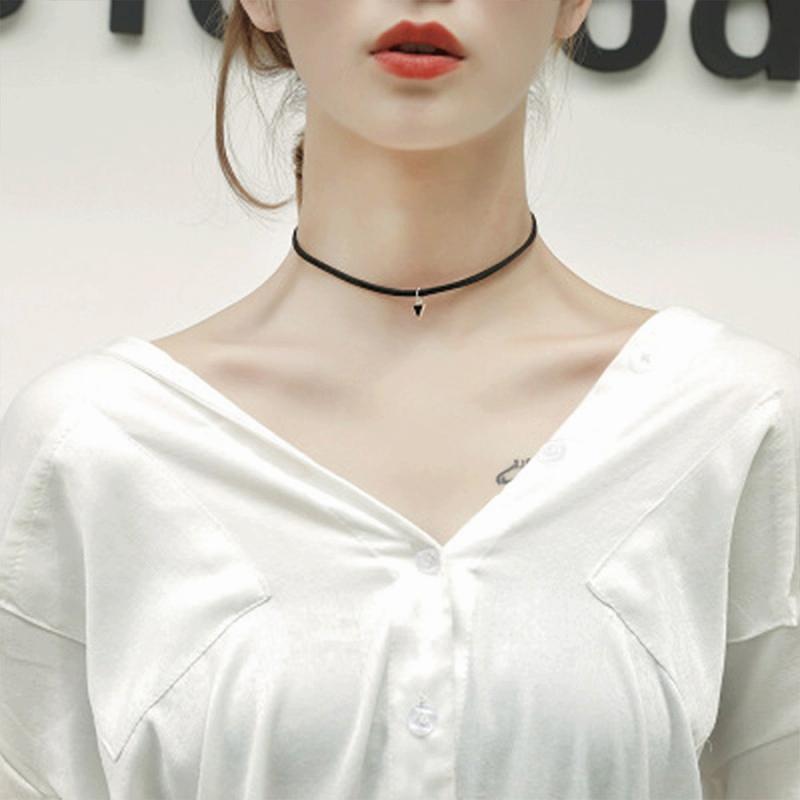 ネックレス レディースチョーカー アクセサリー レース リング 紐 パール ダンス 衣装 ヒップホップ ペンダント 女性 韓国アクセ 韓国ジュエリー 韓国 原宿 系 おしゃれ シンプル かわいい 可愛い