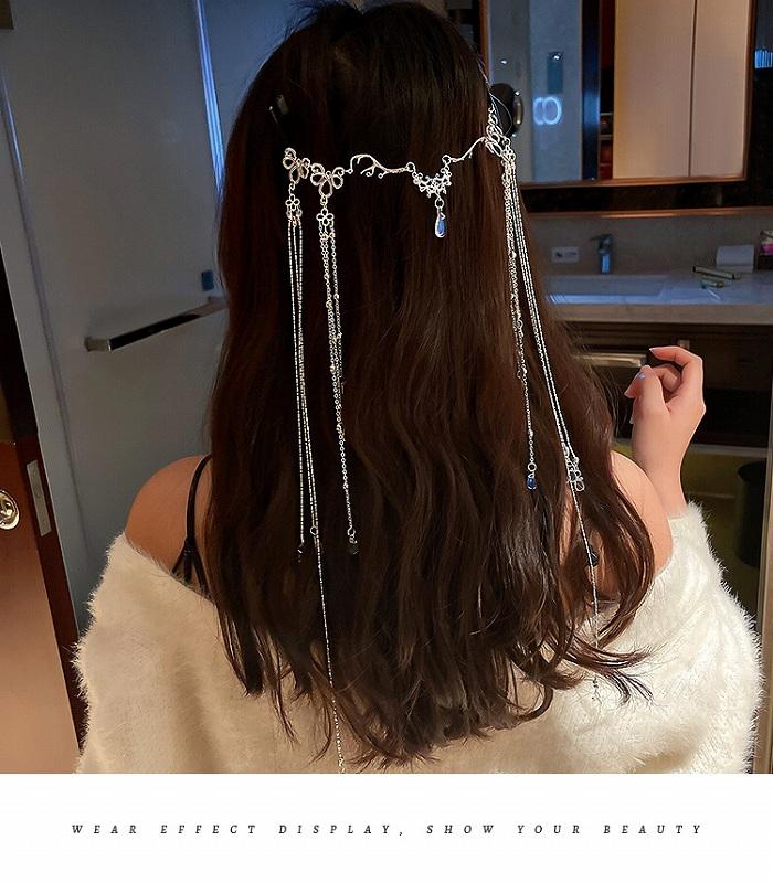 フェイスカーテン フェイスベール ヘアアクセ ダンス 衣装 ベール レディース ヘッドベール 付け毛 エクステ フェイスアクセサリー 結婚式 髪飾り コスプレ 韓国ファッション 女性 韓国アクセサリー ビジュー ヘア飾り ラインストーン