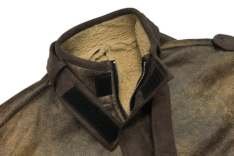 ジャケット ブルゾン レディース アウター ショート丈 モコモコ ボアコート 韓国 ファッション かっこいい おしゃれ クール ヴィンテージ