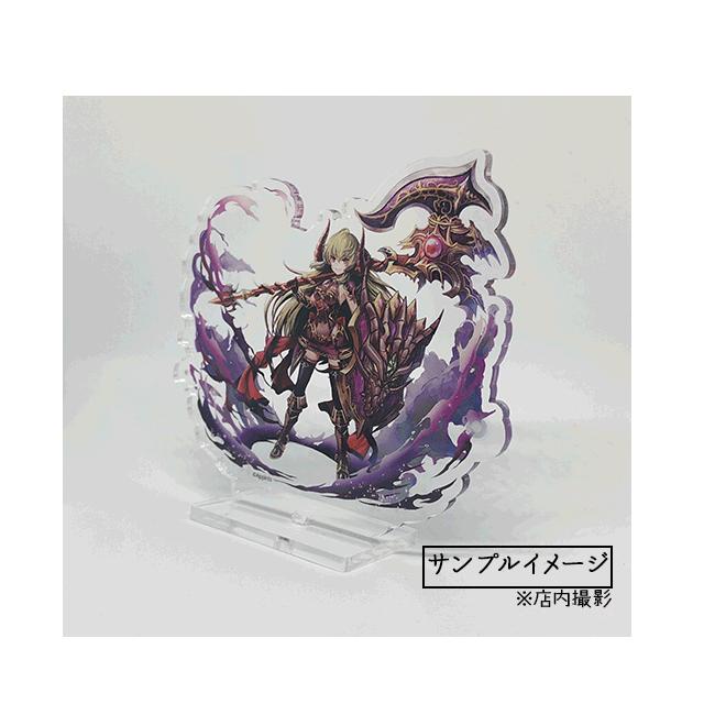 アクリルフィギュア【ゴエティアクロス】