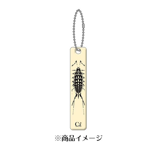 <4月中旬発売予定>ナトくん 蓄光プレートキーホルダー【シーエ】