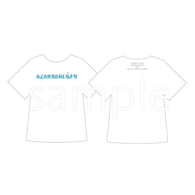 Tシャツ【北海の魔獣あざらしさん展2019】
