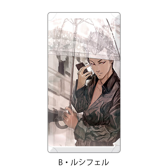 【Steam版発売記念】マルチクリアケース【エルシャダイ】