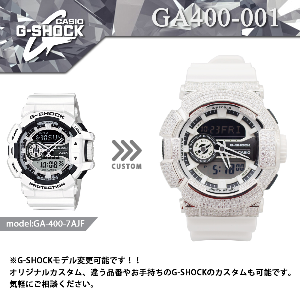 GA400