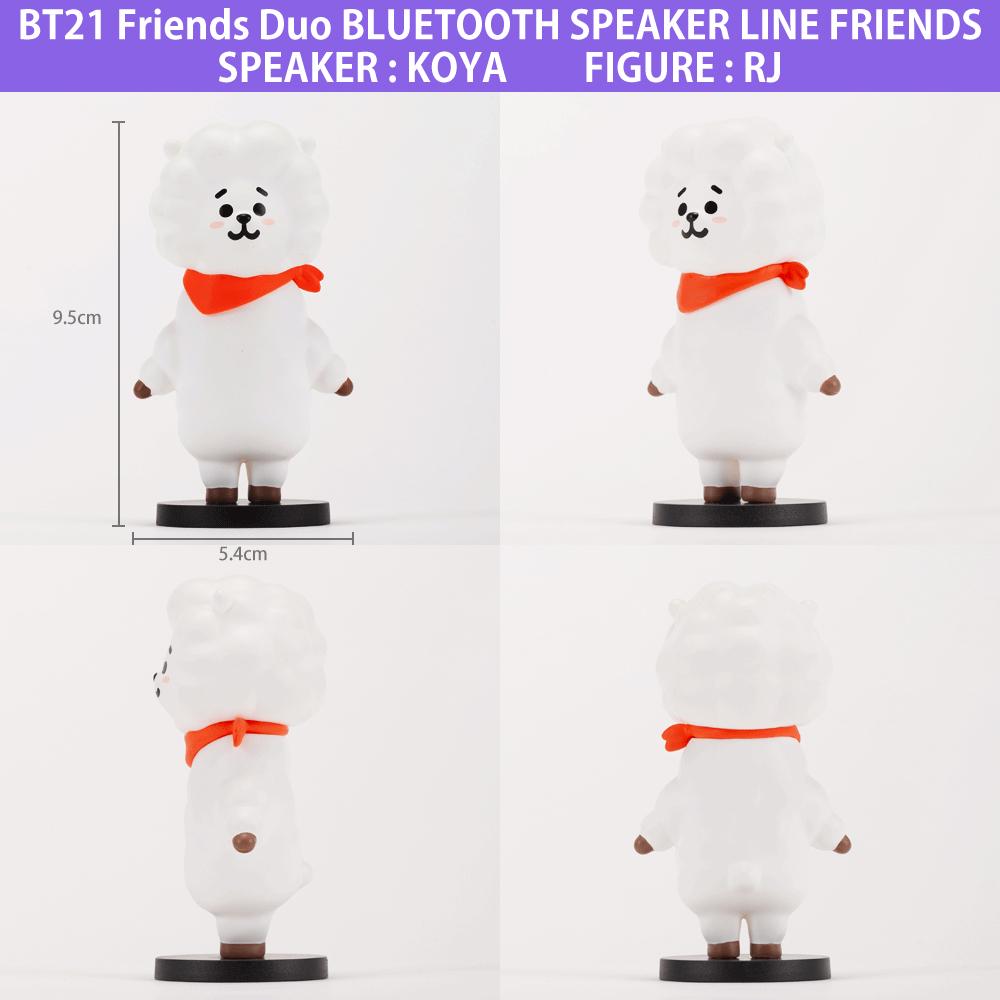 BT21 Friends Duo Bluetooth Speaker LINE FRIENDS