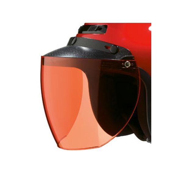 曇らない!MXL ユニバーサル3スナップ バイザー付きフリップアップシールド アンチフォグ フォグイーター /バイク ジェットヘルメット用シールド