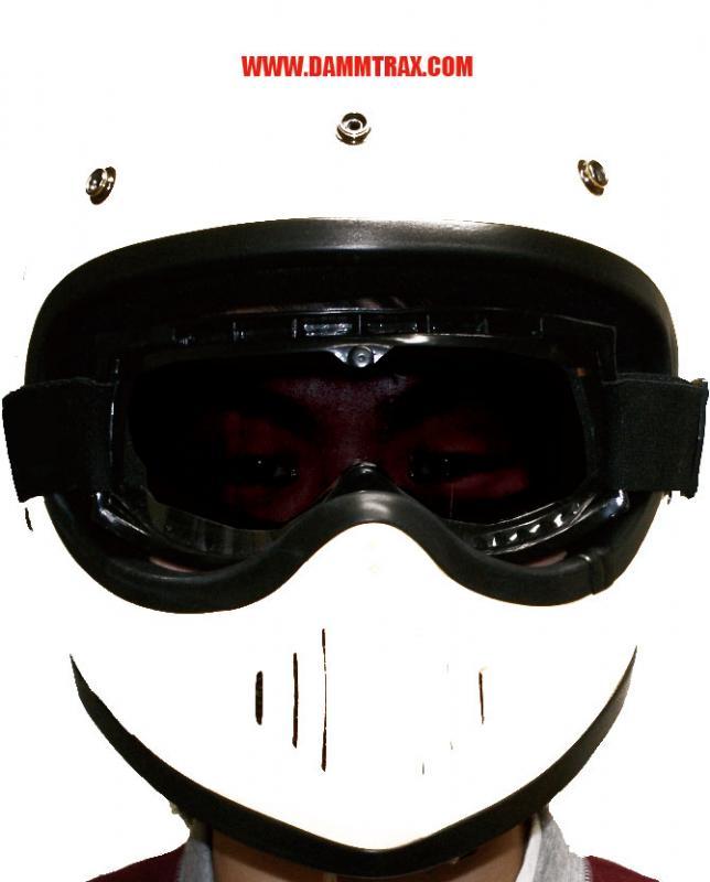 BLASTER ☆ ブラスターゴーグル / DAMMTRAX(ダムトラックス)バイク&スポーツ用ゴーグル