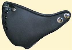 ヘルメットに付けるタイプのマスク!脱着の手間がなくラクチン♪ガーゴイルマスク/DAMMTRAX(ダムトラックス)バイク用フェイスマスク