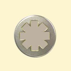 ヘルメットのシールドを付けるボタンに付ける新感覚アクセサリー!ウィールドットボタン/DAMMTRAX(ダムトラックス)バイク用アクセサリー