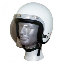 紫外線カット+ブレ・飛散(脱落)防止! ダムトラックス ロッキンバブルシールド/DAMMTRAX LOCKIN BUBBLE SHIELD バイクヘルメット用
