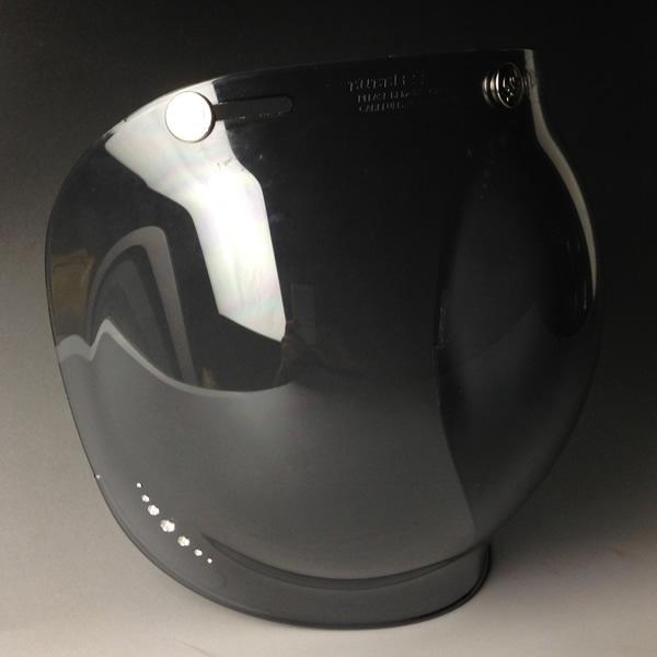 スワロフスキーレインドロップ バブルシールド紫外線カット+ブレ・飛散(脱落)防止!/SWAROVSKI RAINDROP BUBBLE SHIELD バイクヘルメット用