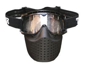 DAMMTRAX MADMASK ダムトラックス マッドマスク バイク・モトクロス用 ブラスターゴーグル&マスクセット