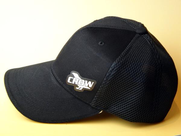 TEAM CROW チームクロウ ラッセルツイルメッシュキャップ/ バイク・モトクロス(MX)・オフロード用 ウエア