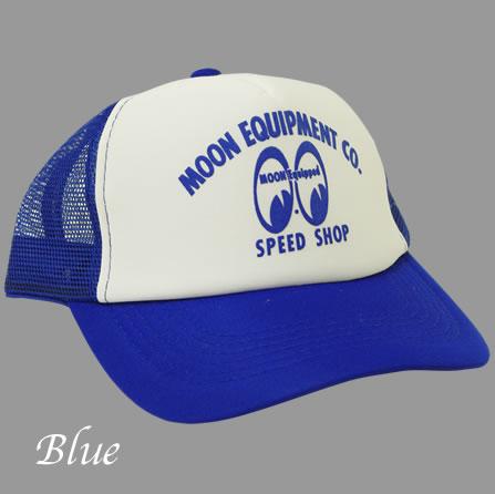 MOON EYES ムーンアイズ MQC-005 MOON TRACKER CAP トラッカー メッシュキャップ / ORION ACE/オリオンエース/帽子/キャップ