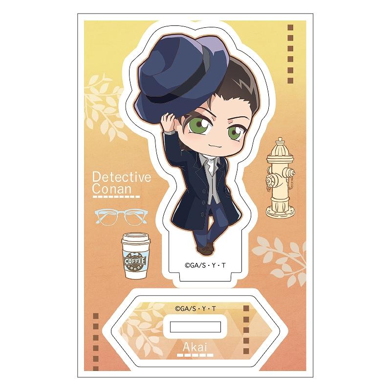 【予約商品月4月中旬発送】名探偵コナン トレーディングアクリルスタンド_スタイルSD