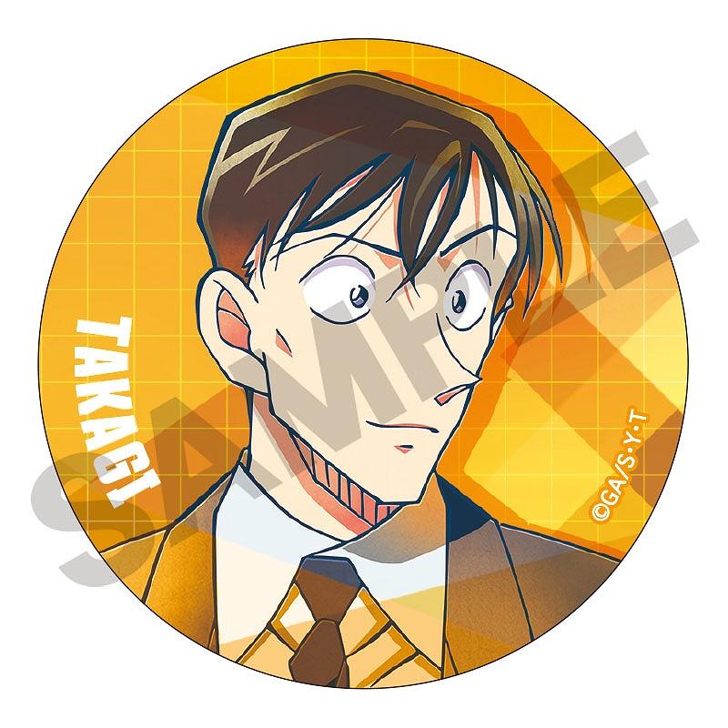 【予約商品11月中旬発送】名探偵コナン トレーディング缶バッジ_カラフルパターン