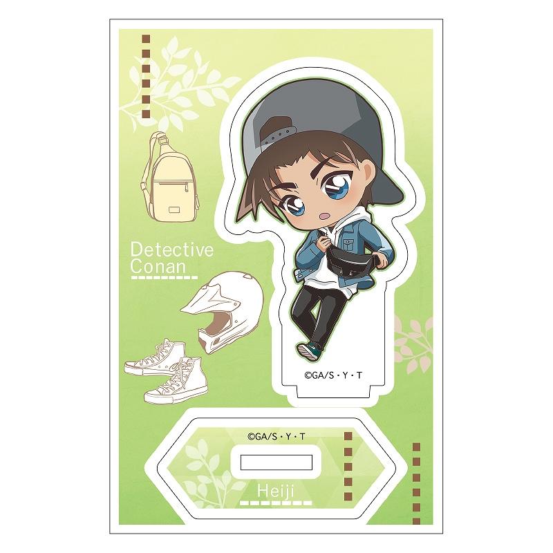【予約商品月4月中旬発送】名探偵コナン 【BOX】トレーディングアクリルスタンド_スタイルSD