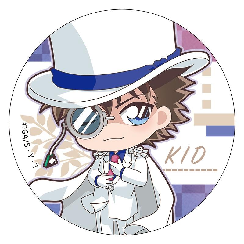 【予約商品月4月中旬発送】名探偵コナン トレーディング缶バッジ_スタイルSD