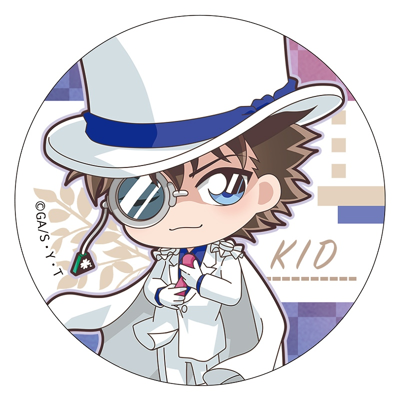名探偵コナン 【BOX】トレーディング缶バッジ_スタイルSD