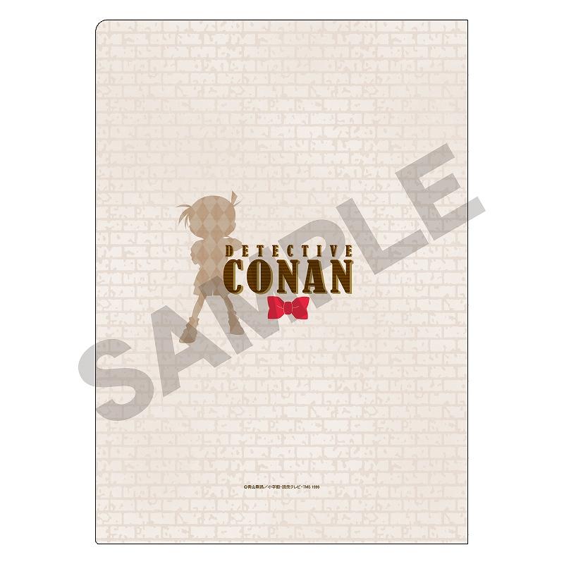 【予約商品11月中旬発送】名探偵コナン シングルクリアファイル_カラフルダイヤ