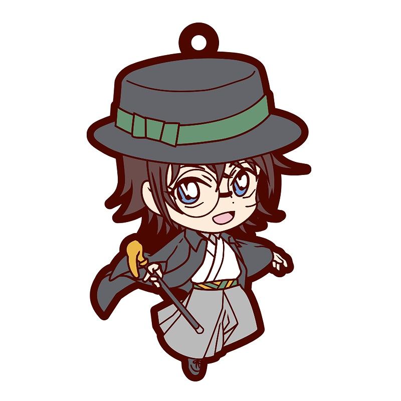 名探偵コナン トレーディングラバーストラップ/ダンスSD