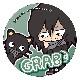 僕のヒーローアカデミア×サンリオキャラクターズ トレーディング缶バッジ