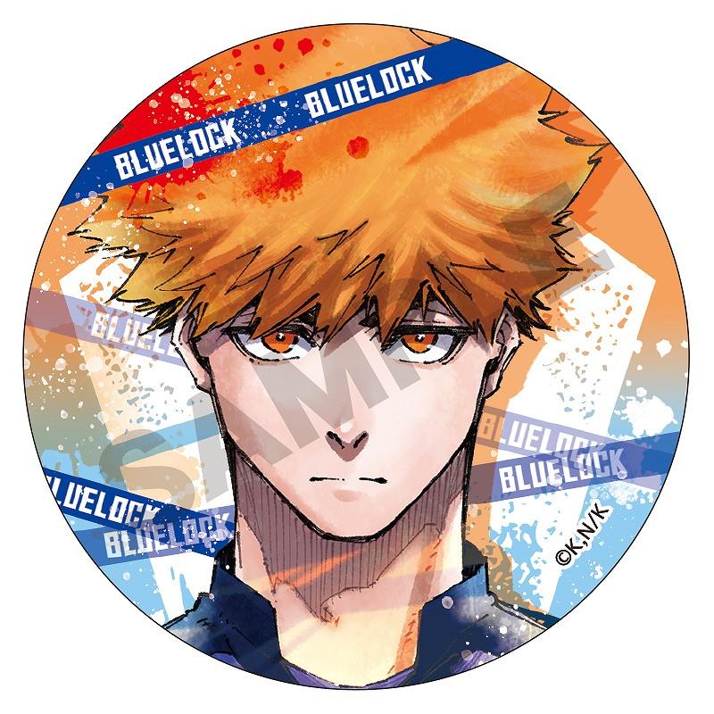 【予約商品12月上旬発送】ブルーロック トレーディング缶バッジ_ユニフォームナンバー
