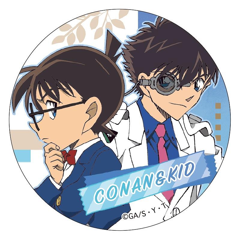 名探偵コナン 【BOX】 トレーディング缶バッジ_スタイル