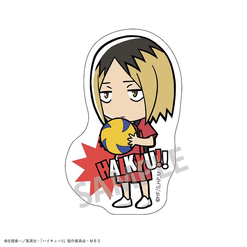 【予約商品5月下旬発送】ハイキュー!! 【BOX】 トレーディングアクリルクリップ