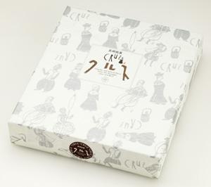 長崎銘菓クルス 18枚入