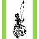 【送料無料】ペンケース(黄緑)※お届け日時指定不可※