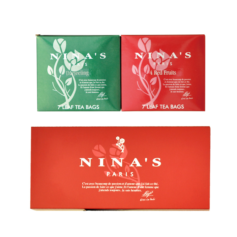 ニナス・ティーバッグセット 2箱   NS-10B