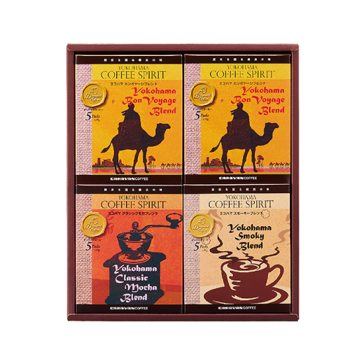 ドリパックコーヒー 4箱   DPY-4