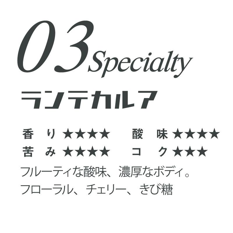 【スペシャルティ】 ランテカルア 200g
