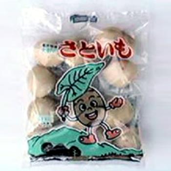 上庄農産加工:小粒サイズの里芋「冷凍上庄里いも 500g 6袋セット」