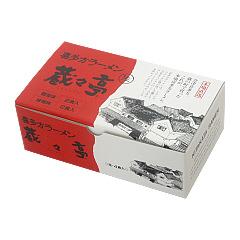 星醸造「蔵々亭4食ラーメン(味噌醤油味)」本場喜多方ラーメン