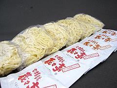 星醸造「蔵々亭6食ラーメン(味噌醤油味)」本場喜多方ラーメン