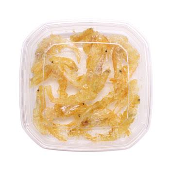 奥田屋:白えび丼ぶり三種食べ比べ[お試し盛り]セット(お刺身・唐揚げ・かき揚げの三点入り)〔ギフトケース入り〕
