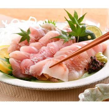 フィッシング神力丸:「極旨 トレピチ鮮魚のお魚お刺身切り身ブロック(冷凍) 250g×2パック」※送料込※※季節商品※