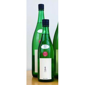 真名鶴酒造「純米大吟醸 奏雨-sow- 1800ml」 雨が奏でる音色のような甘やかで爽やかなお酒