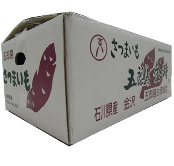 宮崎農園「※規格外※ 五郎島金時 5kg 中(M・S)」石川・金沢より直送のさつまいも ※季節商品※