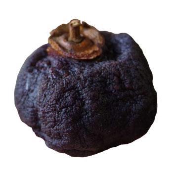 杉休:「越前いぶし柿(南条産/芦原産)3個入り」糖度60度!450年の燻し技術を活用した燻し柿。※季節商品※