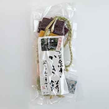 六千坊「平泉寺かき餅 20P×2/10P×4」