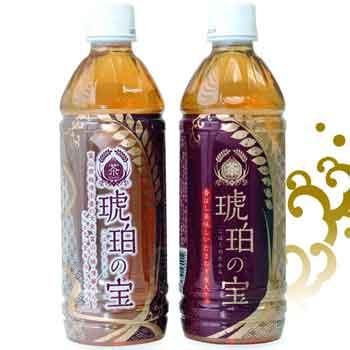玉ねぎ茶:香ばし美味しい自然の恵み「琥珀の宝 6本入り」