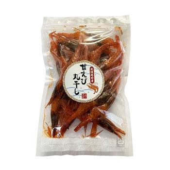 ※送料込※ヤマゴ:「甘エビ丸干100g(1パック/2パック)」日本海で獲れる海の宝石