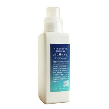 限界集楽A43(あしみ):「アクアキレイ(スプレータイプ300ml/ボトルタイプ600ml)」灰と水だけで作った無添加洗浄剤